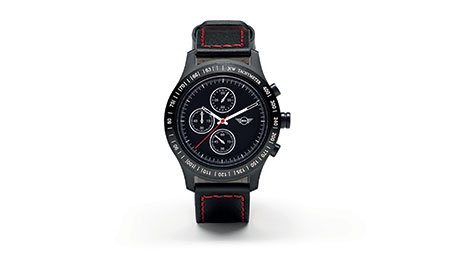 MINI JCW Tachymeter Watch