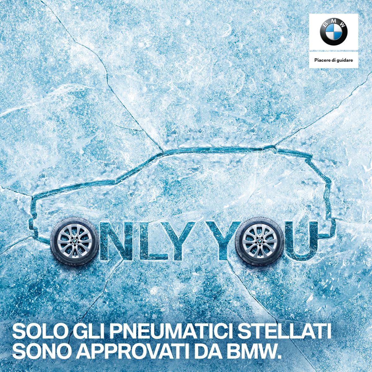 Pneumatici Invernali Stellati BMW